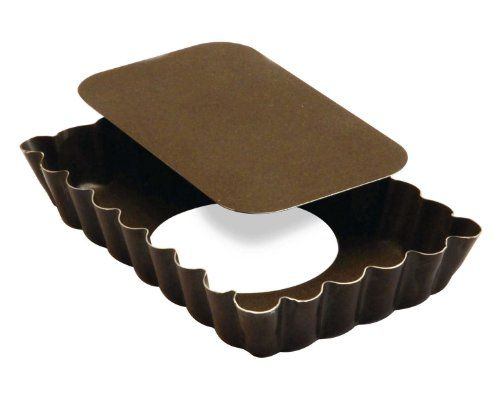 Something is. Removable bottom tart pans seems