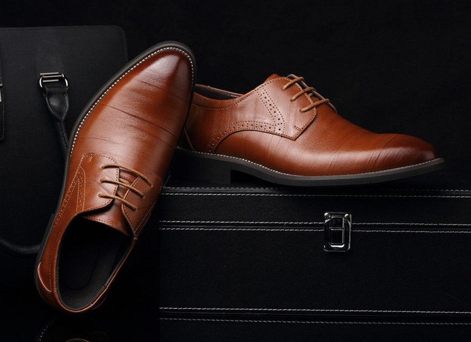 Men's Dress Shoes (4 options)
