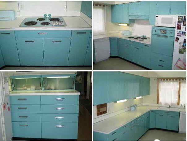 Old Fashioned Kitchen Cabinets For Sale | Metal kitchen ...