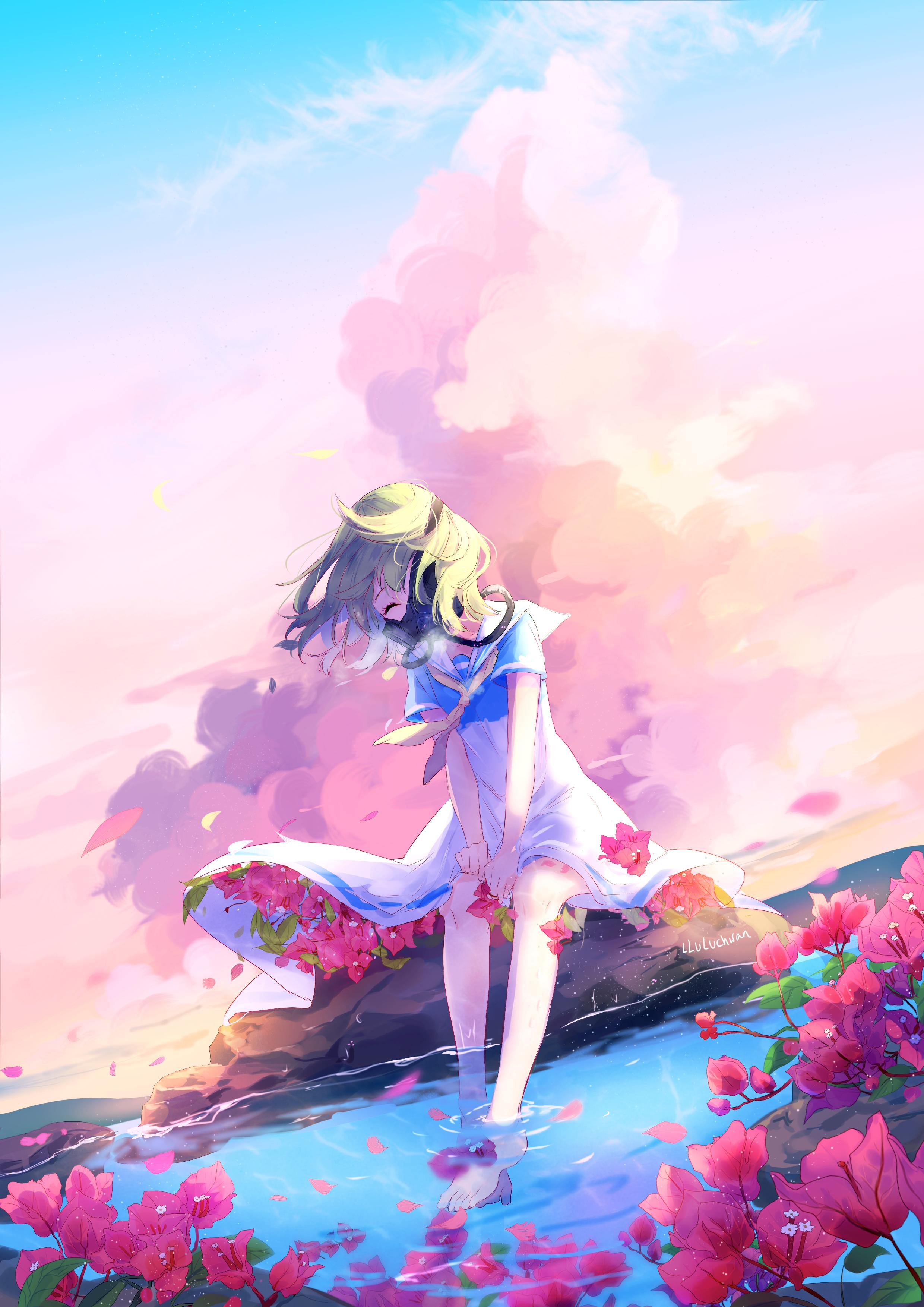 Lluluchwan Image 2394761 Zerochan Kỳ ảo, Anime