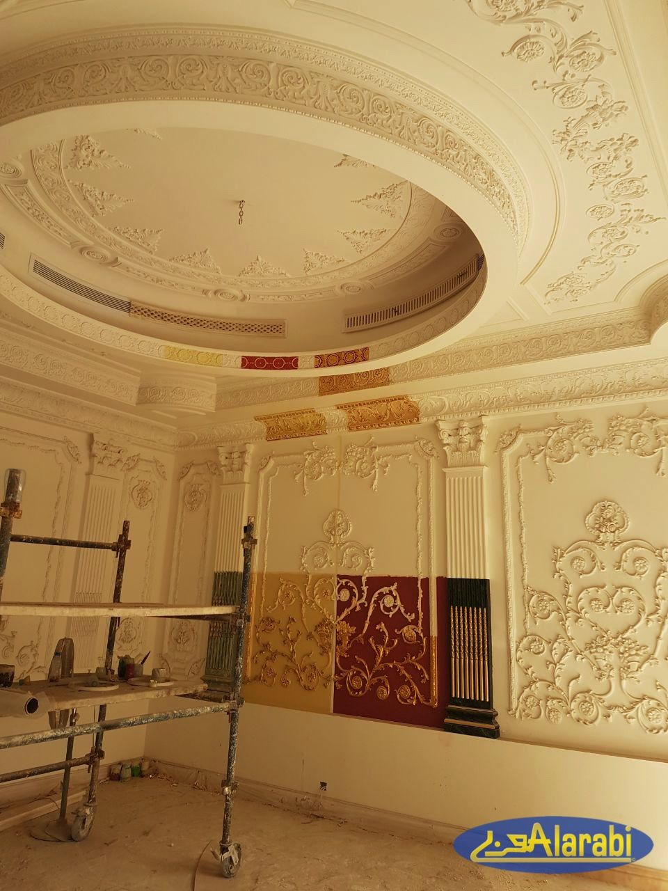Alarabi Decoration and Construction Co.Ltd, has been operating in ...