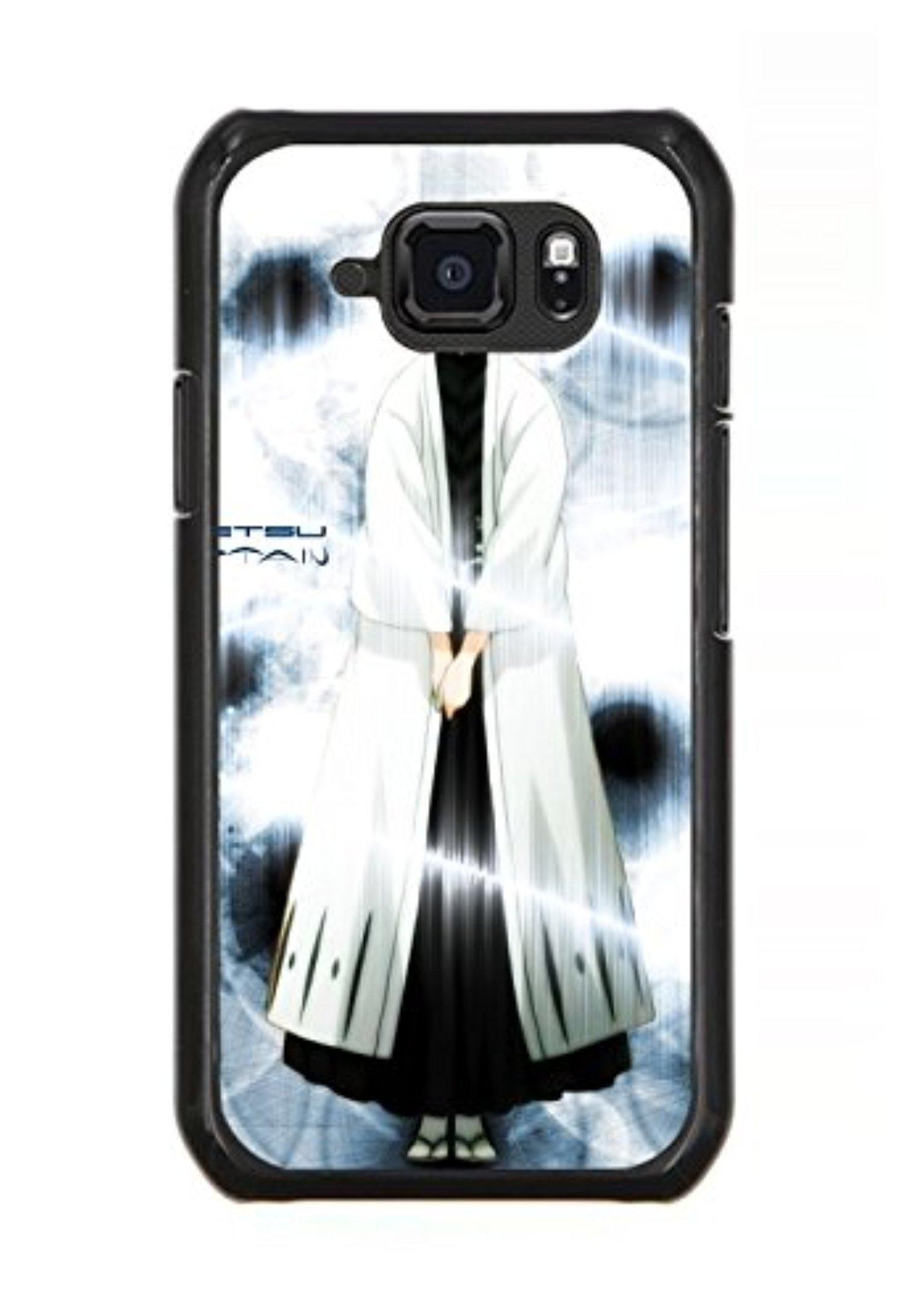 Samsung Galaxy S6 Active Version Protective Case Bleach Anime Protective Case Bumper [Anti