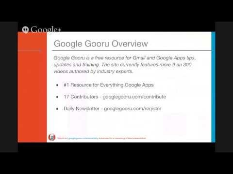 Become a Spreadsheet Gooru when to use Google Spreadsheets vs