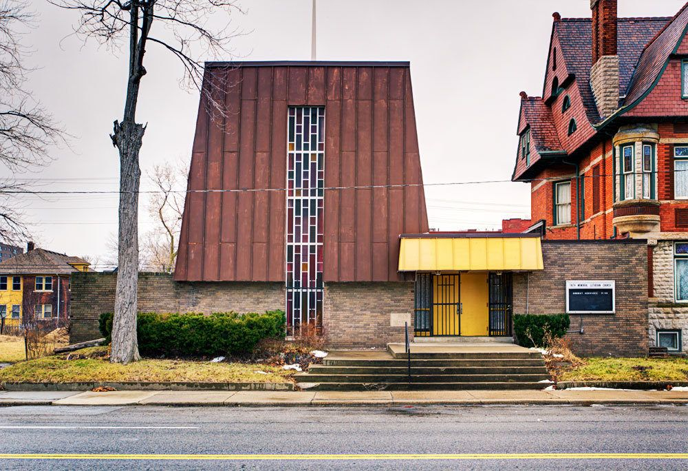 Church Could Make An Awesome Mid Century Modern Abode On The Market Curbed