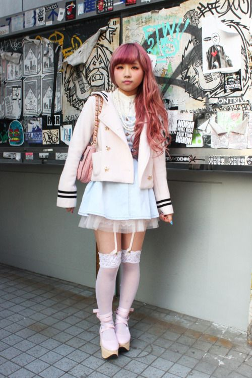 Sexy Cult Party Kei/pastel style <3