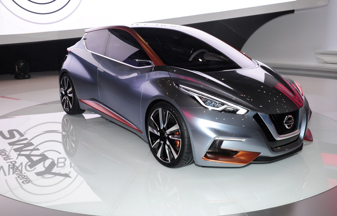 Next Generation Nissan Micra Seems to be Launched in 2017