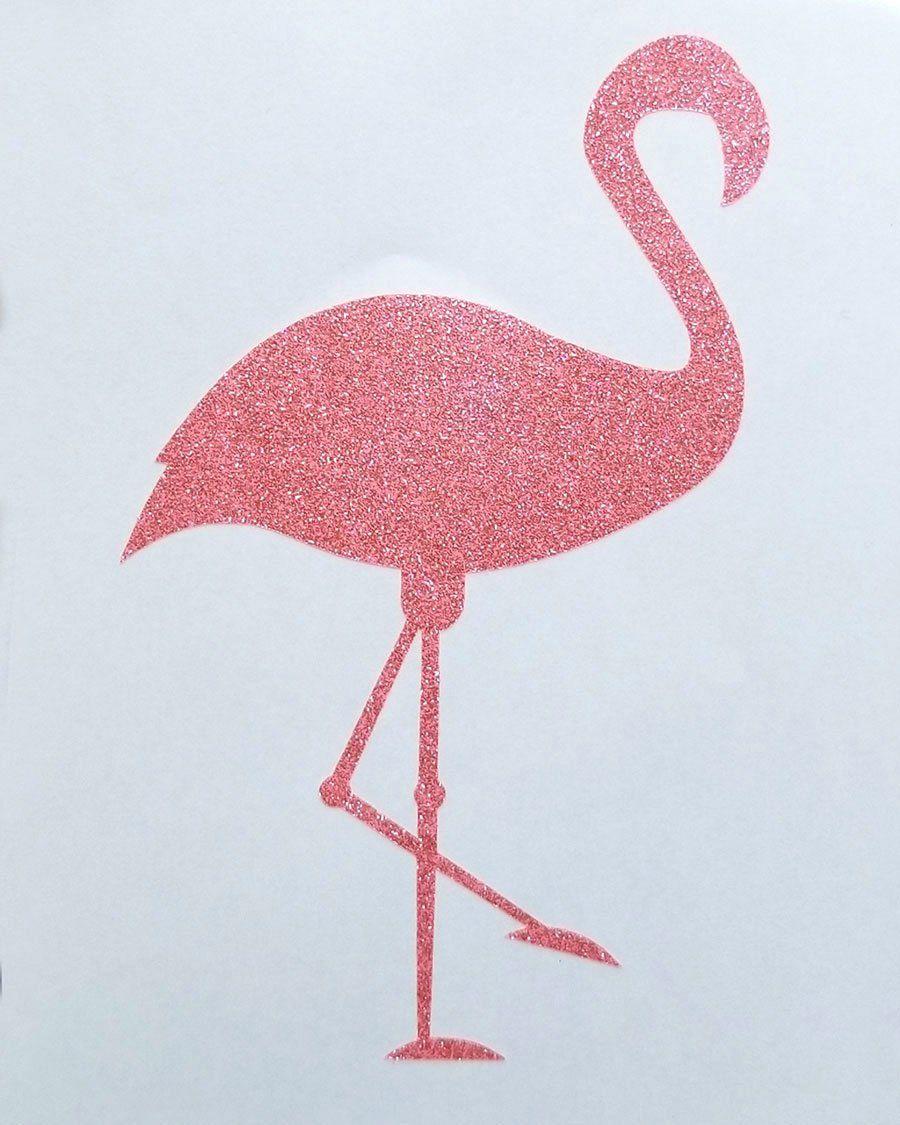 Flamingo Decal Glitter Flamingo Decal Flamingo Sticker Etsy Flamingo Decal Vinyl Window Decals Flamingo Gifts [ 1125 x 900 Pixel ]