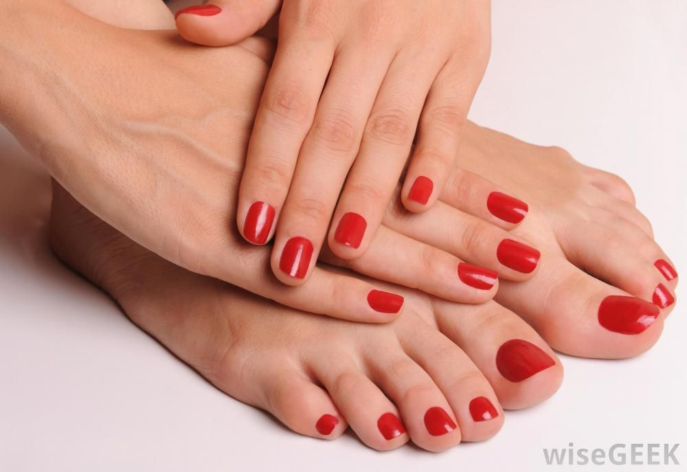 Nail primer is a cosmetic product that is applied to ...
