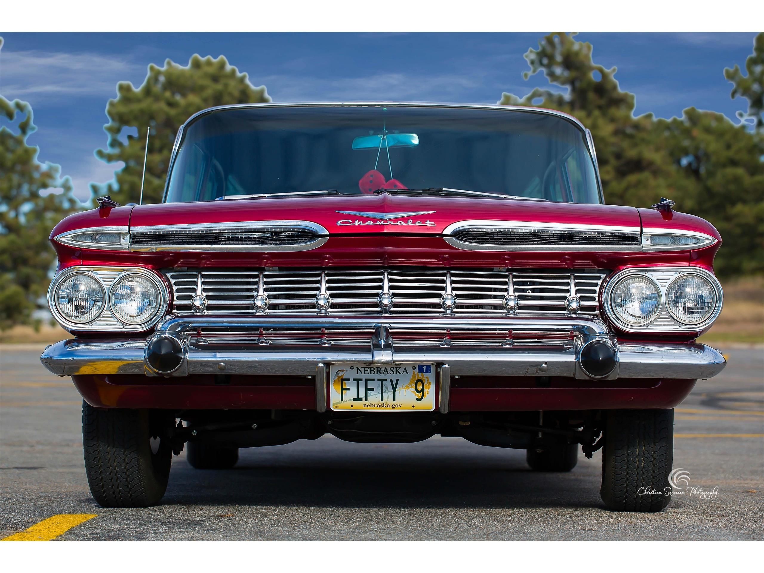 1959 Chevrolet Brookwood For Sale Listing Id Cc 1091908