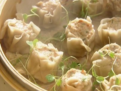Shrimp and ginger siu mai dumplings recipe shrimp tyler shrimp and ginger siu mai dumplings recipe tyler florence food network chinese forumfinder Gallery