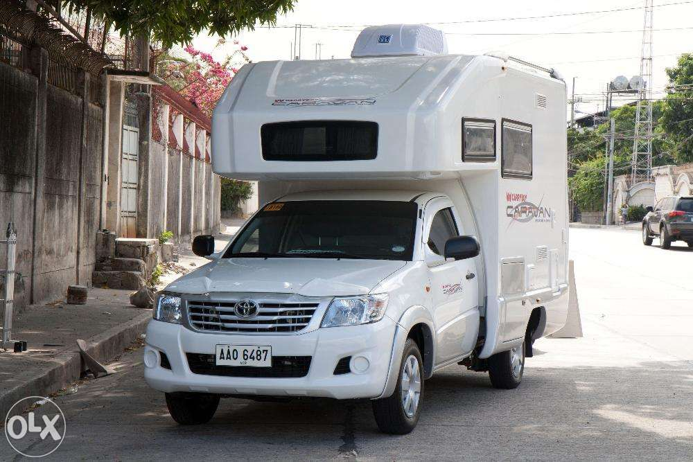 View Carryboy Motorhome Caravan For Sale In Quezon City On Olx