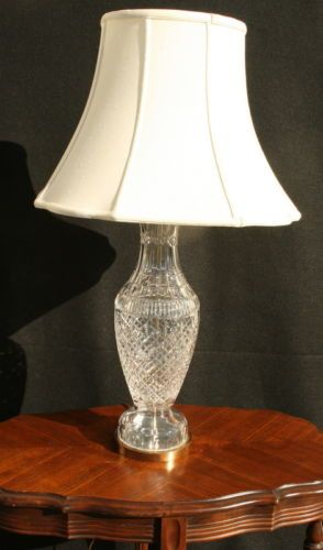 Pin On Waterford Crystal, Waterford Crystal Lamp Patterns
