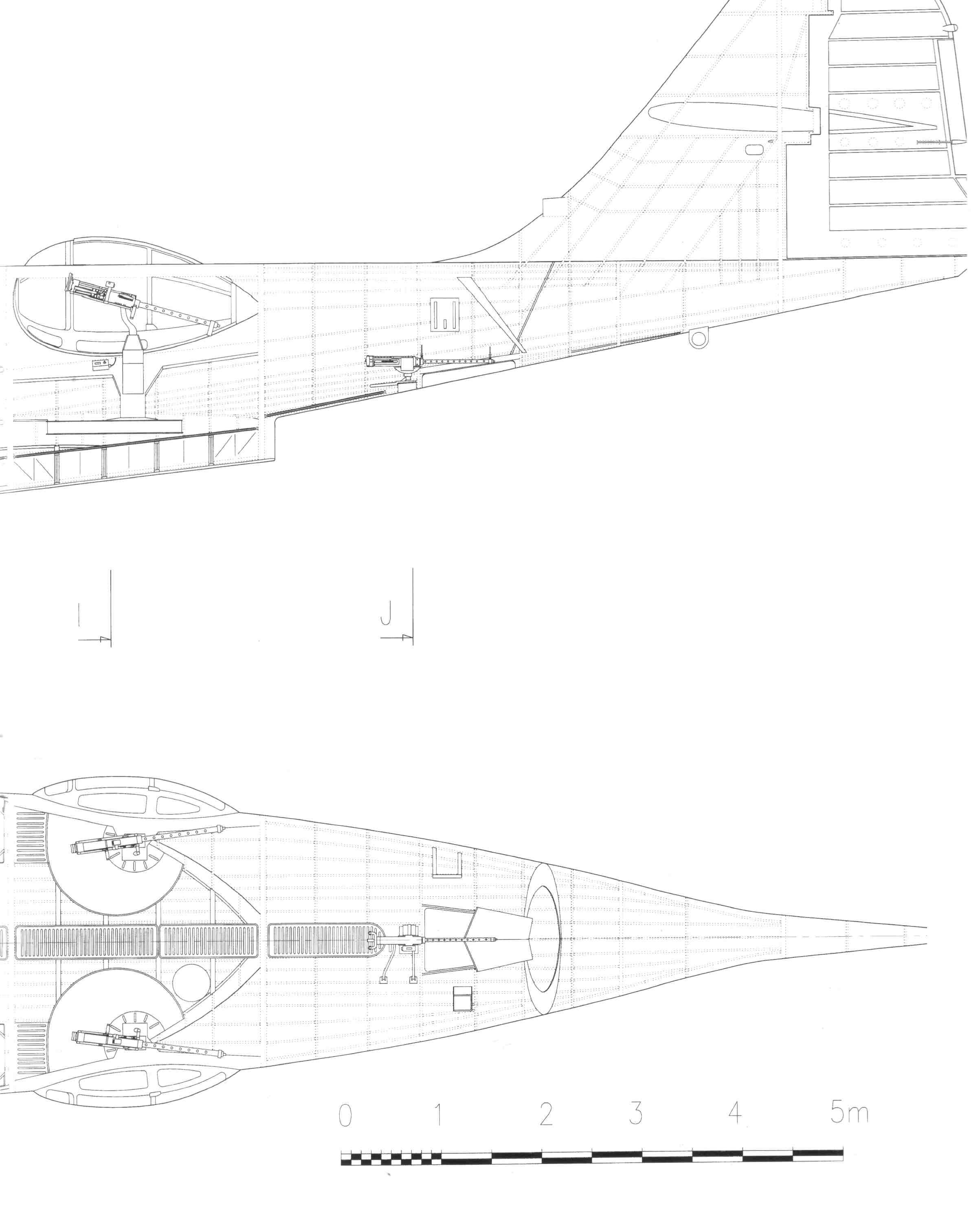 Consolidated Pby Catalina Blueprint