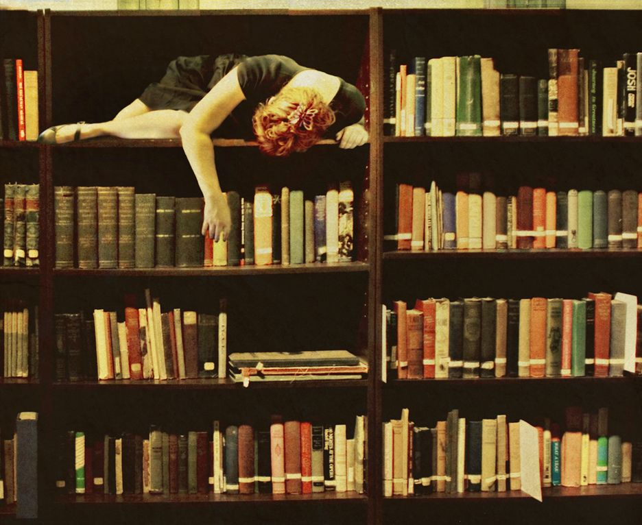 death of a librarian