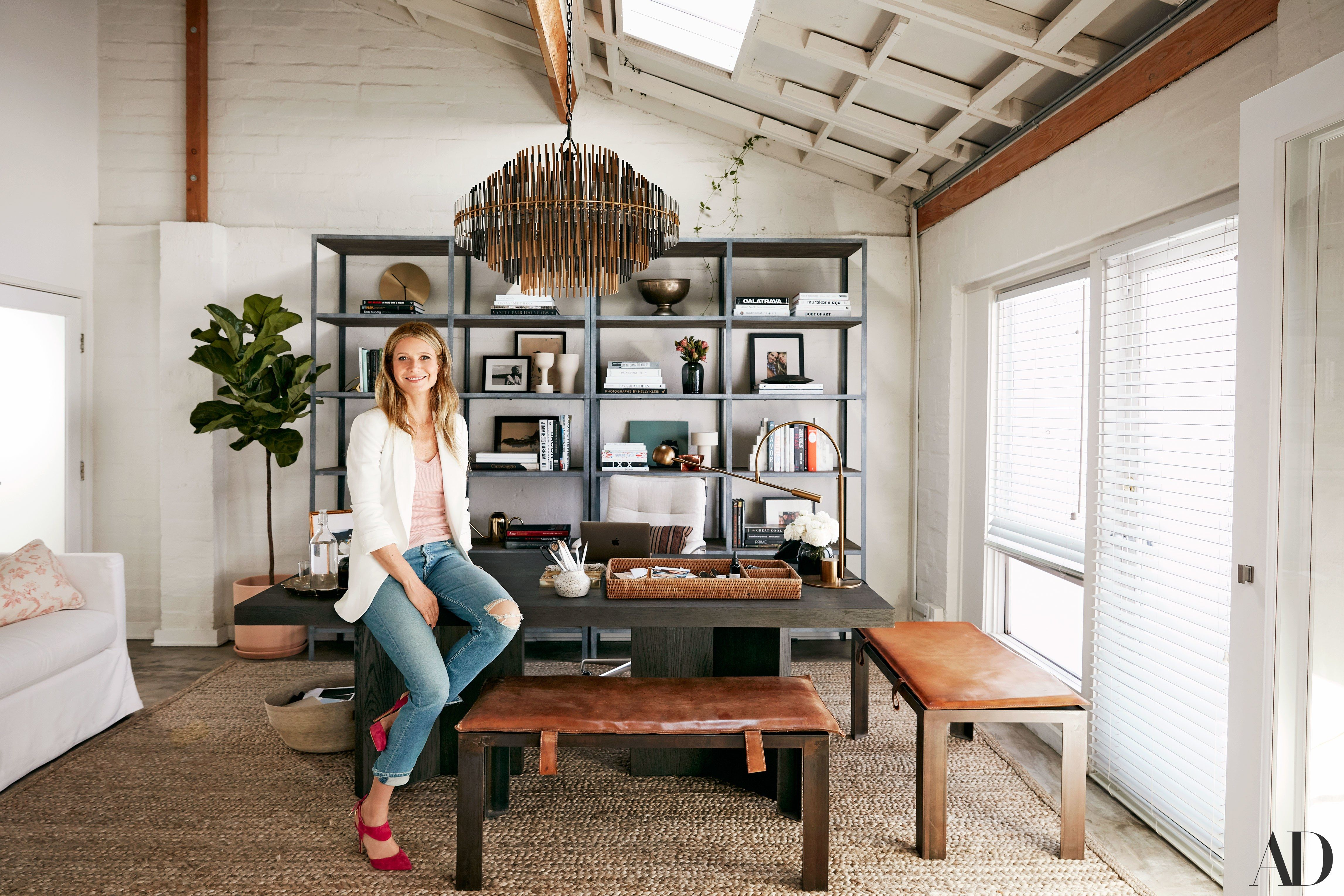 Gwyneth Paltrow taps the interior design team at