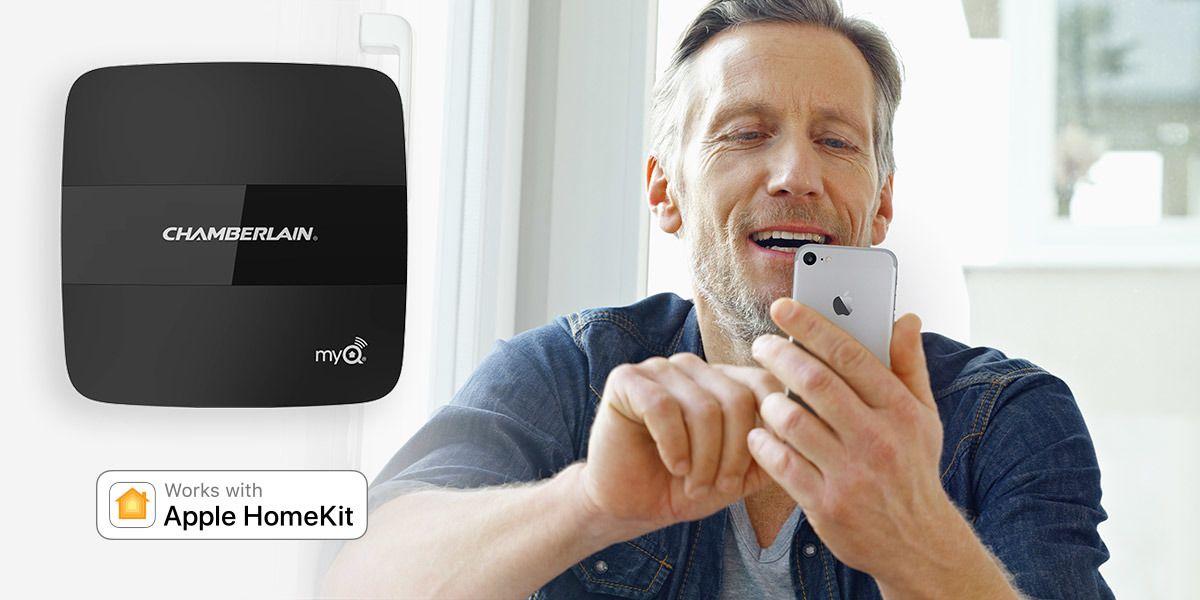 Chamberlain ships MyQ HomeKit Bridge, bringing Siri