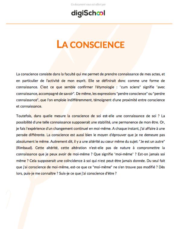 Resultat De Recherche D Images Pour Philosophie Conscience Philosophie Terminale Philosophie Bac Cours De Philosophie Terminale