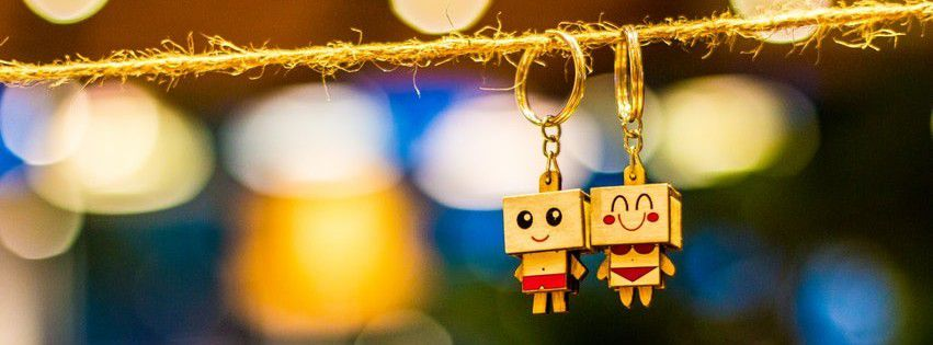 Keychains In Love Facebook Cover Facebook Cover Cool Facebook
