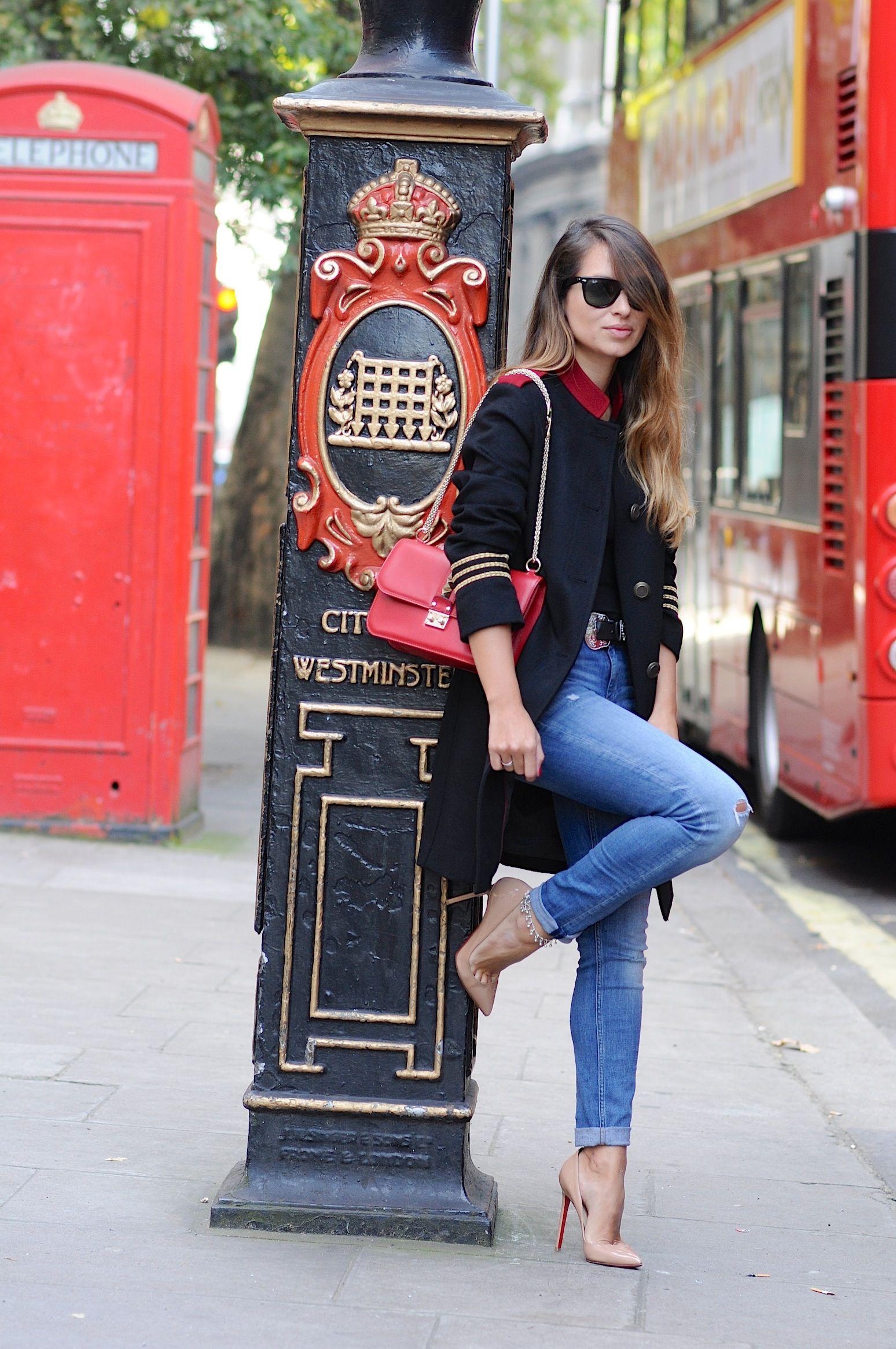 photo london street style christian louboutin redsoles valentino rockstud.jpg