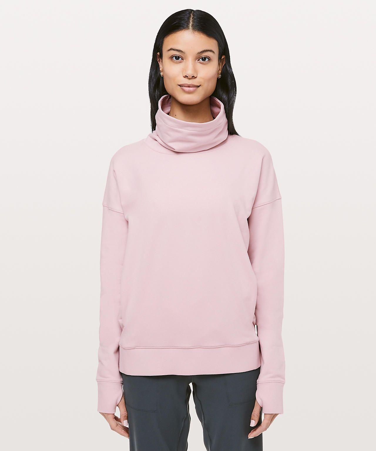 Go Forward Pullover Lululemon 108