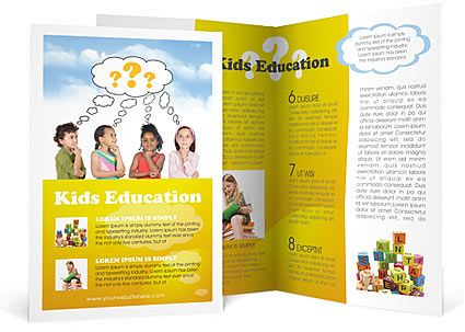 Infant Care \ Babysitting Brochure Template Design StockLayouts - diabetes brochure template