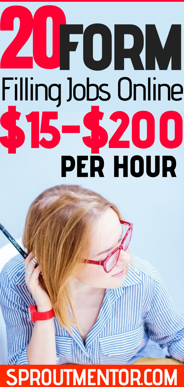 Daily Payout Online Form Filling Jobs Without Investment Earn