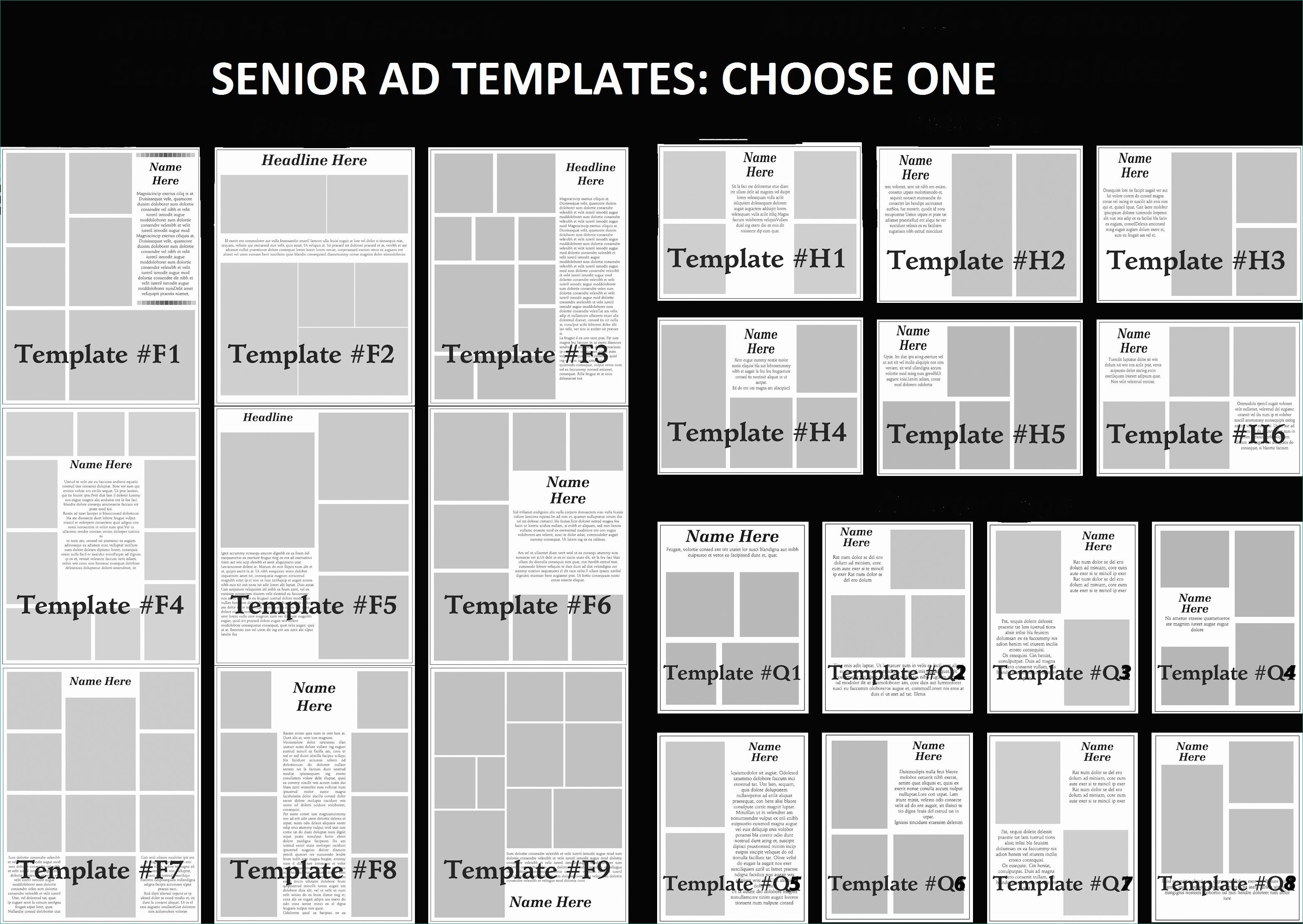 Free Yearbook Template