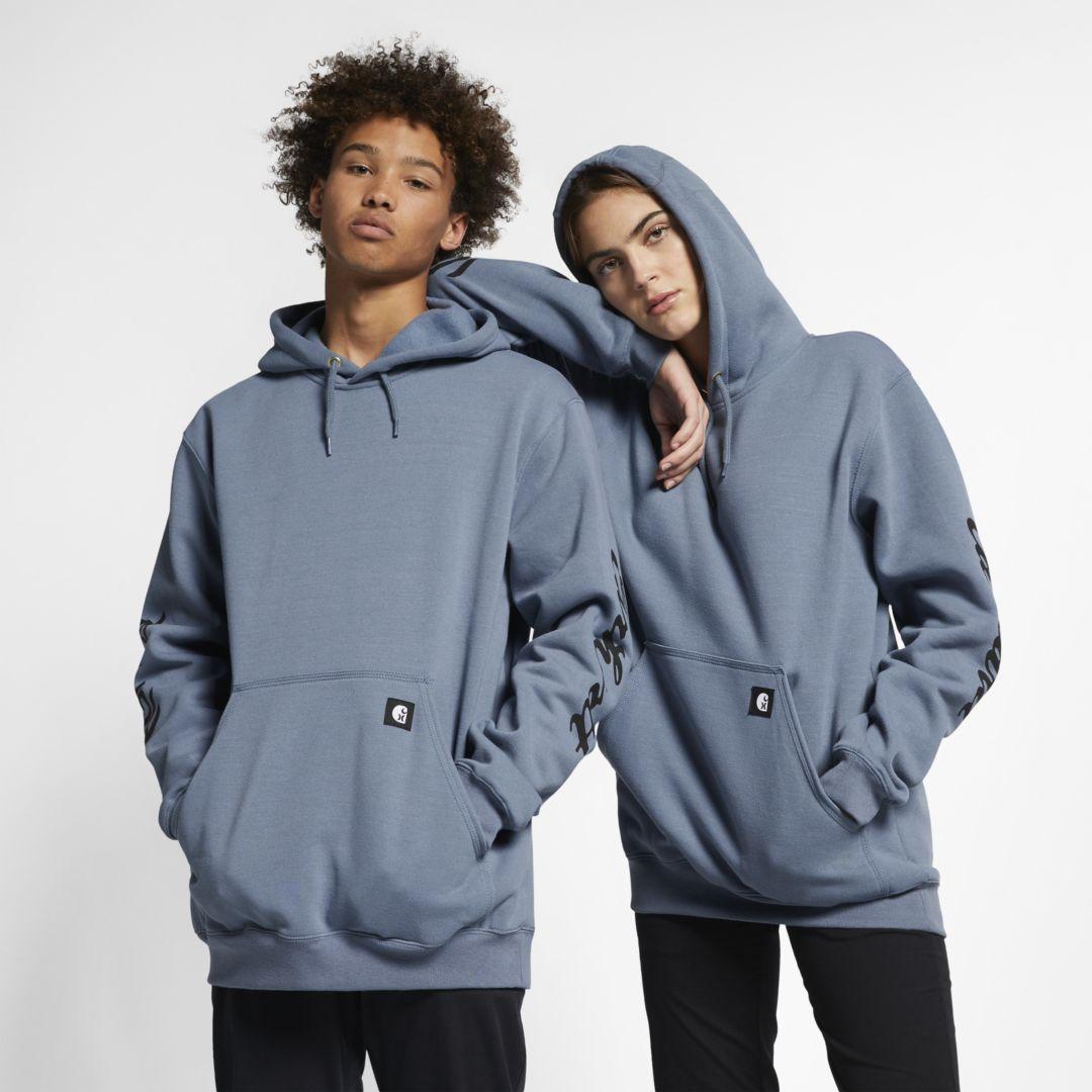 Hurley x Carhartt OG Fleece Pullover Hoodie | Fleece hoodie