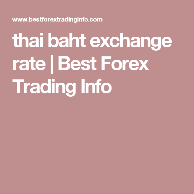 Forex trading info in the box