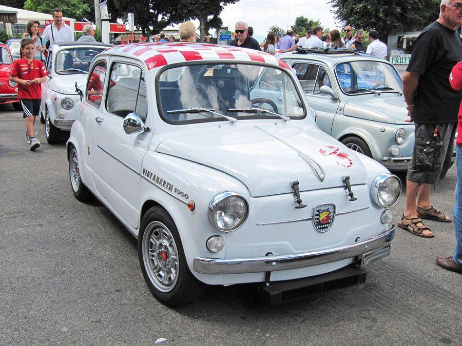 Pin by Sandro Campagna on ABARTH 850 e 1000 derivate Fiat 600 ...