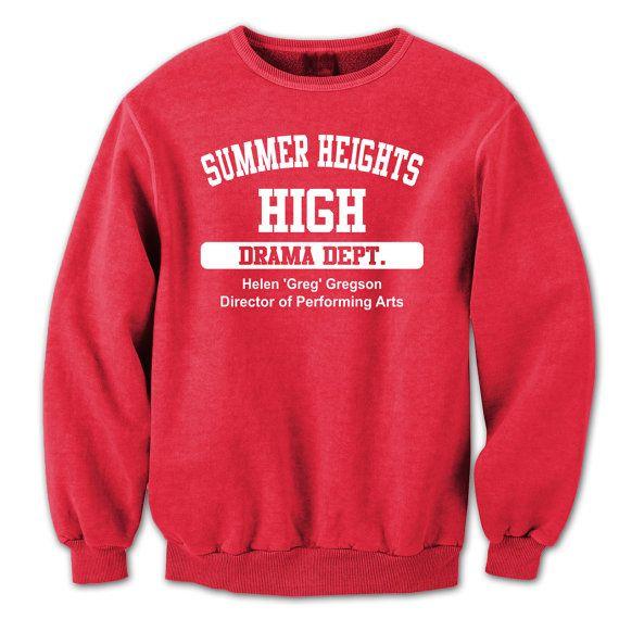 SUMMER HEIGHTS HIGH  by LaughWear