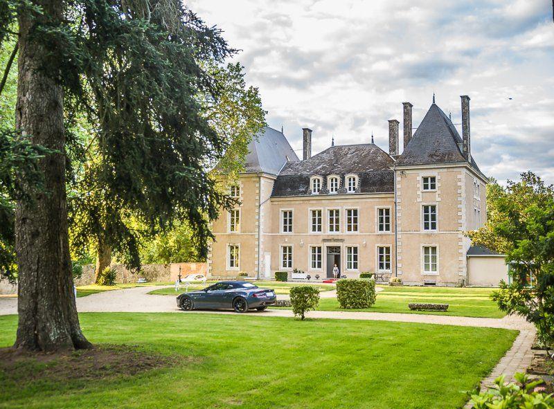 Chateau De La Belle Benest France Castle Rental Vacation