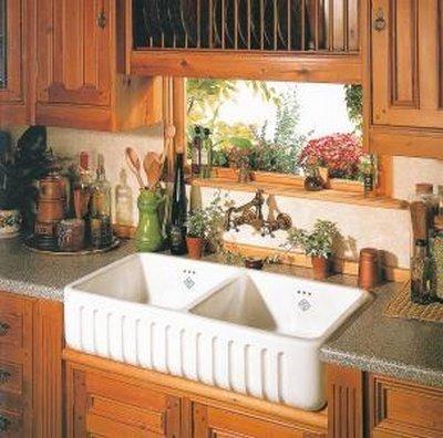 Diseños de cocinas: inspiración rústica ,moderna y algún toque ...
