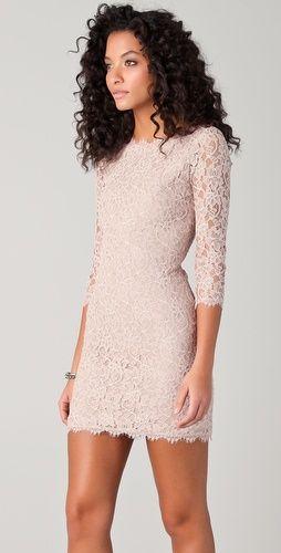 Diane von FurstenbergZarita Lace Dress $325