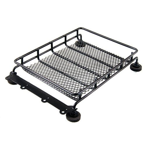 Shaluoman Rc 1 10 Roof Luggage Rack 4wd Wrangler Crawler Tamiya Cc01 Scx10 Axial Hpi Truck Luggage Rack Jeep Wrangler Jeep