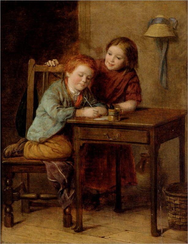 Vincenzo Irolli (1860 – 1949) – Pintor Italiano_10