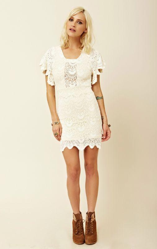 Cute Elopement Dress Beautiful Attire Dresses