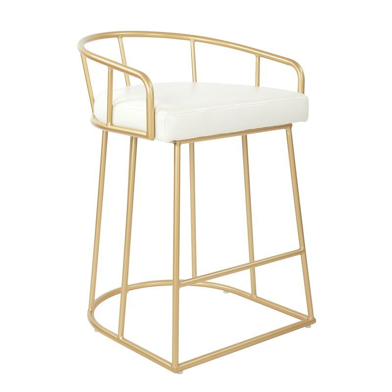 Enjoyable Corn 26 Bar Stool Reviews Joss Main Kitchen Things Creativecarmelina Interior Chair Design Creativecarmelinacom