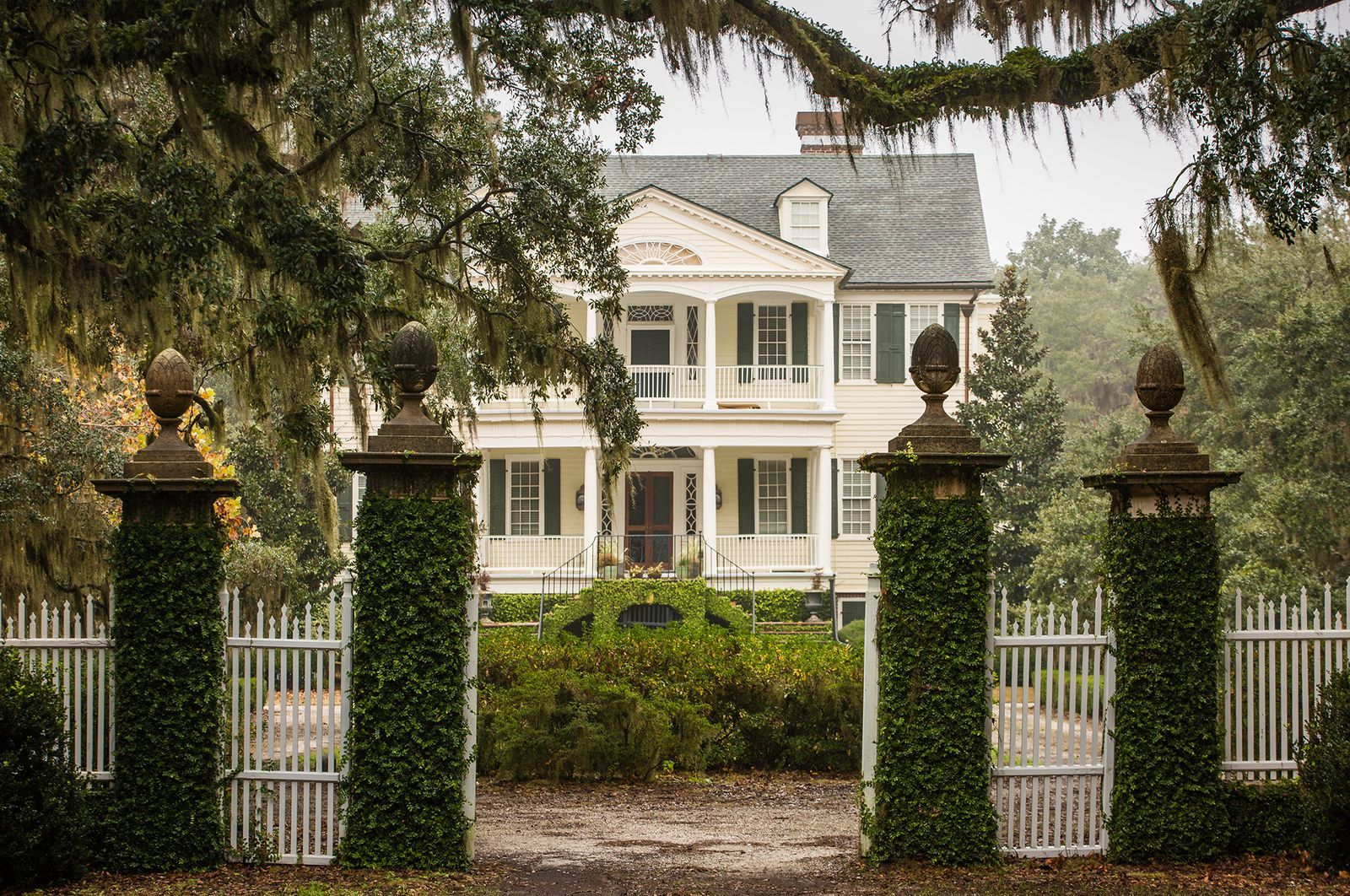 One of South Carolina's Most Spectacular Historical Homes