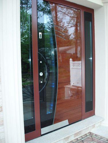High End Exterior Interior Doors Queens Ny Modern Front Doors Modern Front Door Doors Interior Front Door