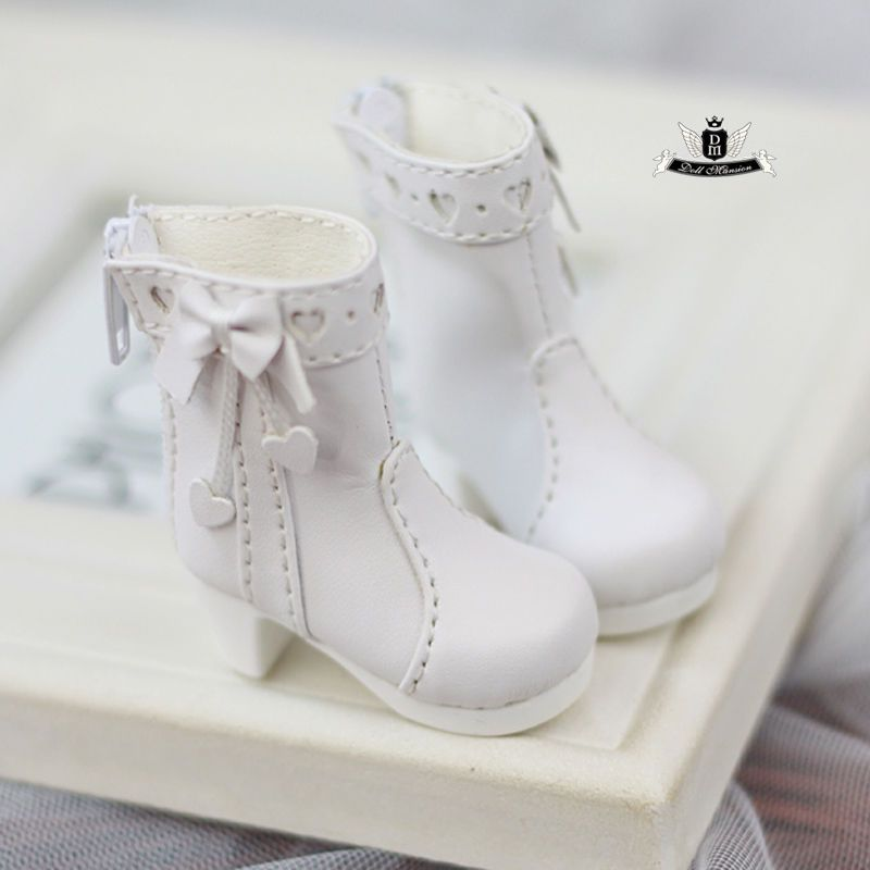 MSD 1//4 BJD Shoes Supper Dollfie Yellow Boots MID DOD SOOM AOD DZ LUTS Dollmore