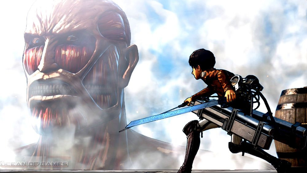 Attack on titan wings of freedom free download attack on