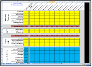 Excel Spreadsheets Help Split The Rent Complement Spreadsheets Spreadsheet Spreadsheet Template Excel Spreadsheets