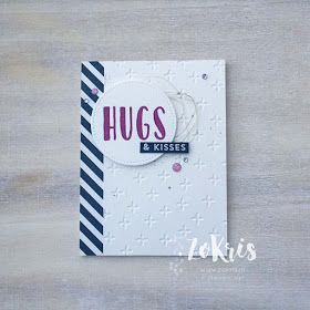 Stampin' Up! - Lovely Inside & Out, GDP082 - ZoKris