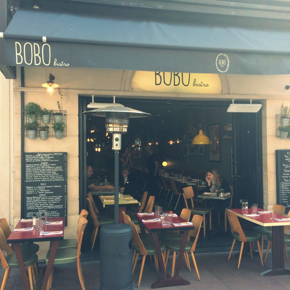 Visit Bobo Bistro for fresh local cuisine, eclectic retro ...