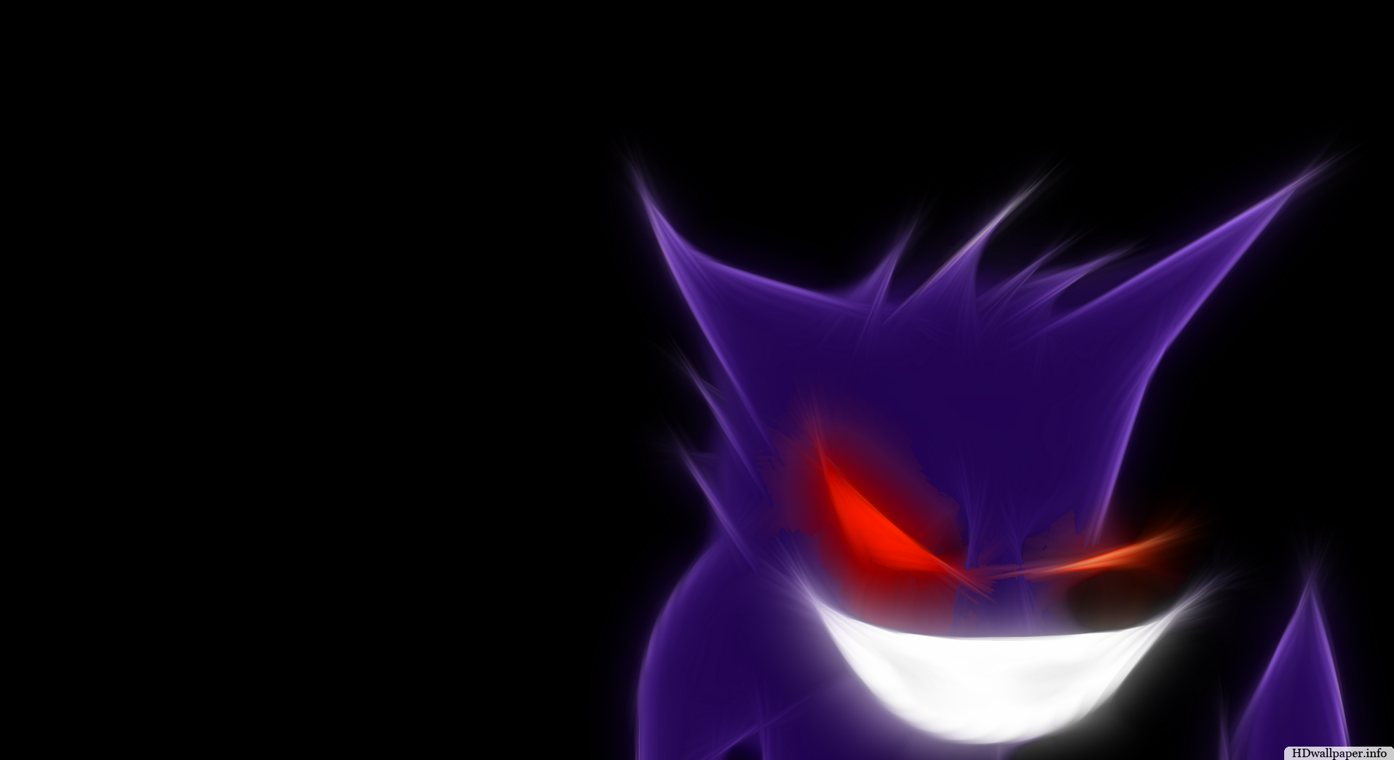 Wallpaper for your desktop s wallpaper gengar wallpaper high - Gengar Desktop Wallpaper Id 3301 Credit