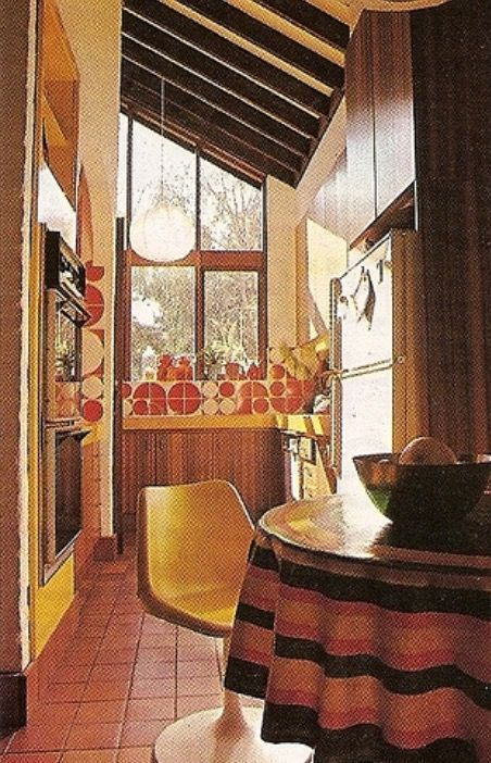 kitchens in warm autumn tones shomedecor also home decor funky rh pinterest