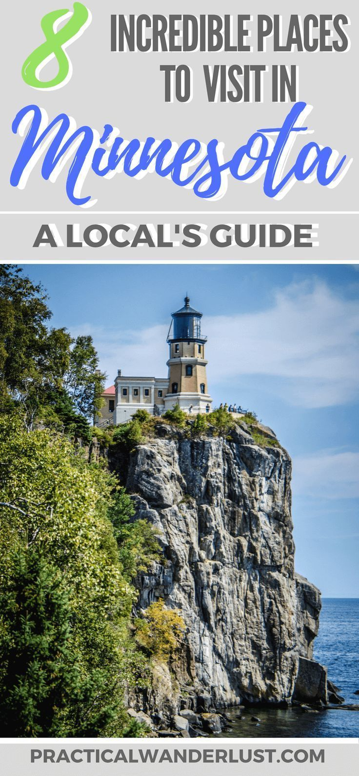 8 Incredible Places to Visit in Minnesota: A Local's Guide -   19 travel destinations United States adventure
