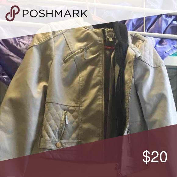 Jacket 2 layers Jackets & Coats Utility Jackets