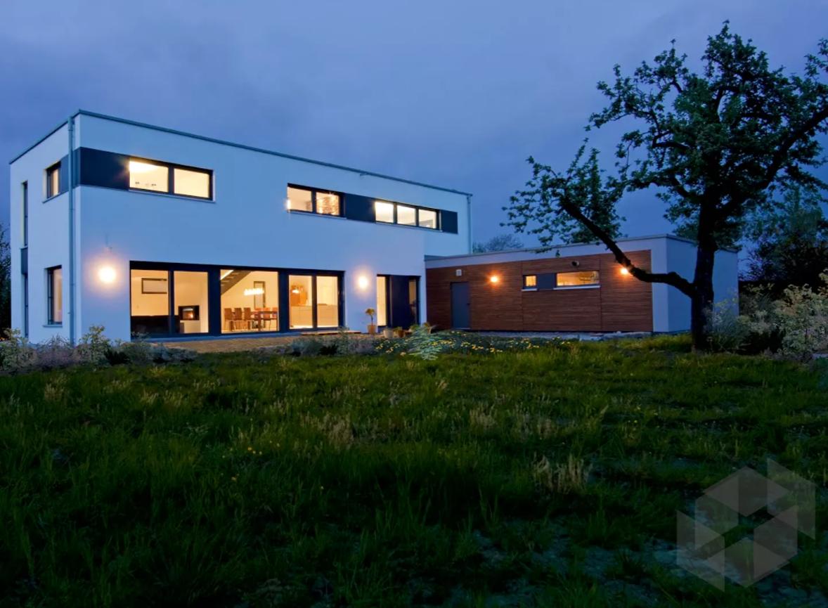 Neunecker von Holzhaus Rosskopf | Wohnfläche 199 m² Zimmeranzahl 8 ...